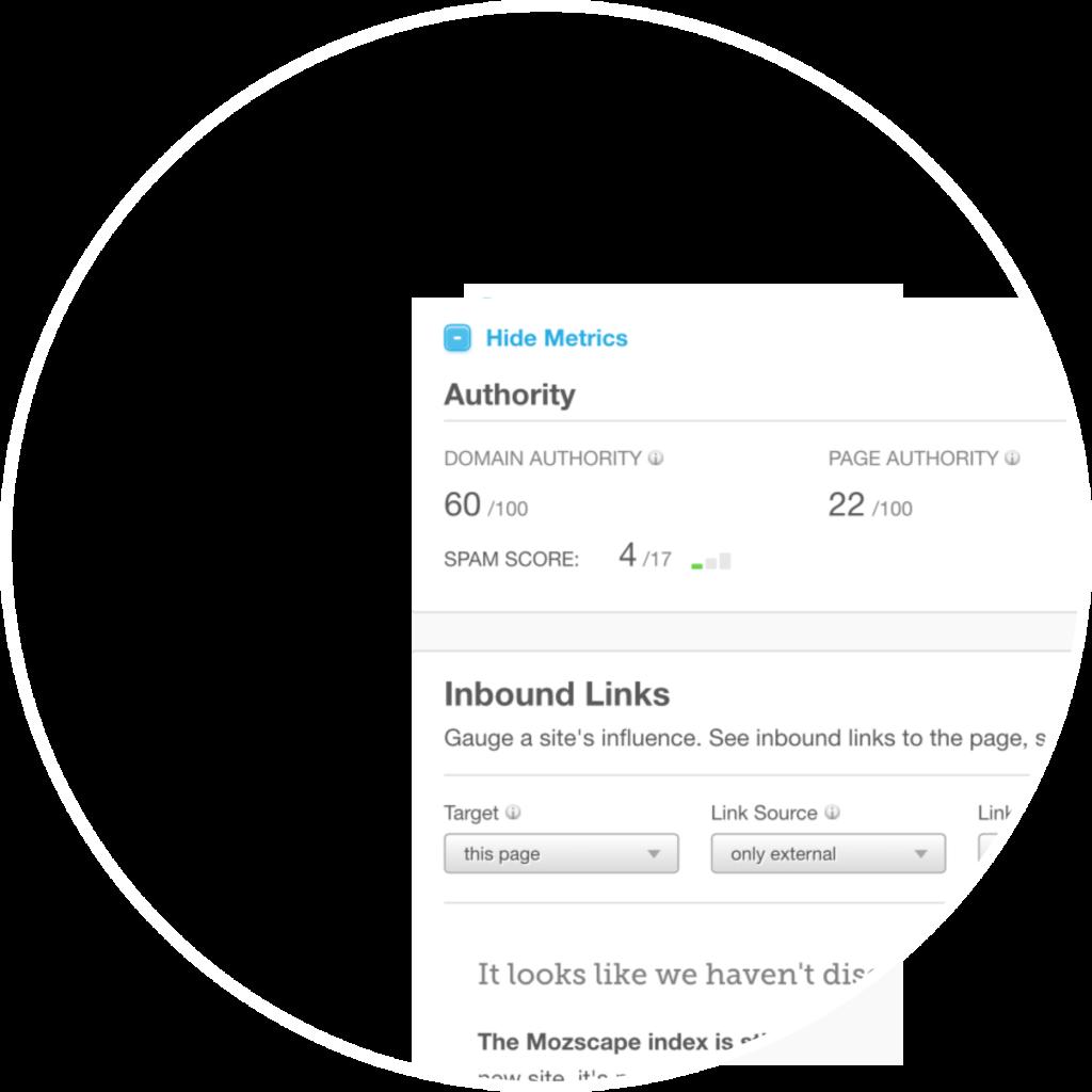 無料ブログドメインパワー数値 画像