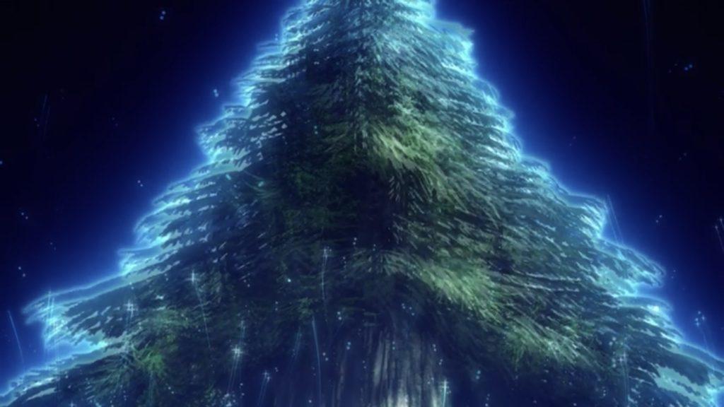 ギガスシダーの木 画像