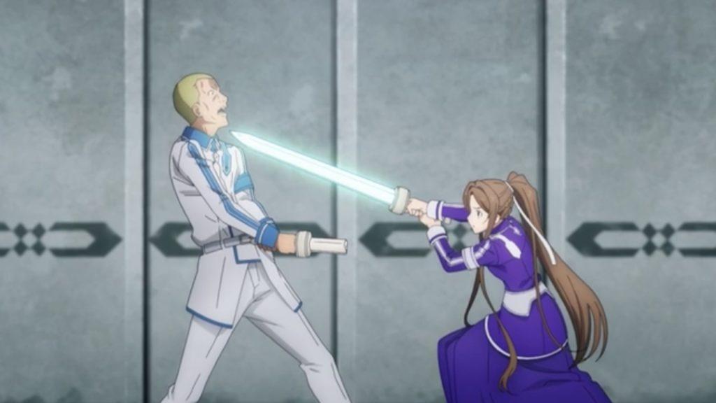 ウォロとリーナの戦闘画像2