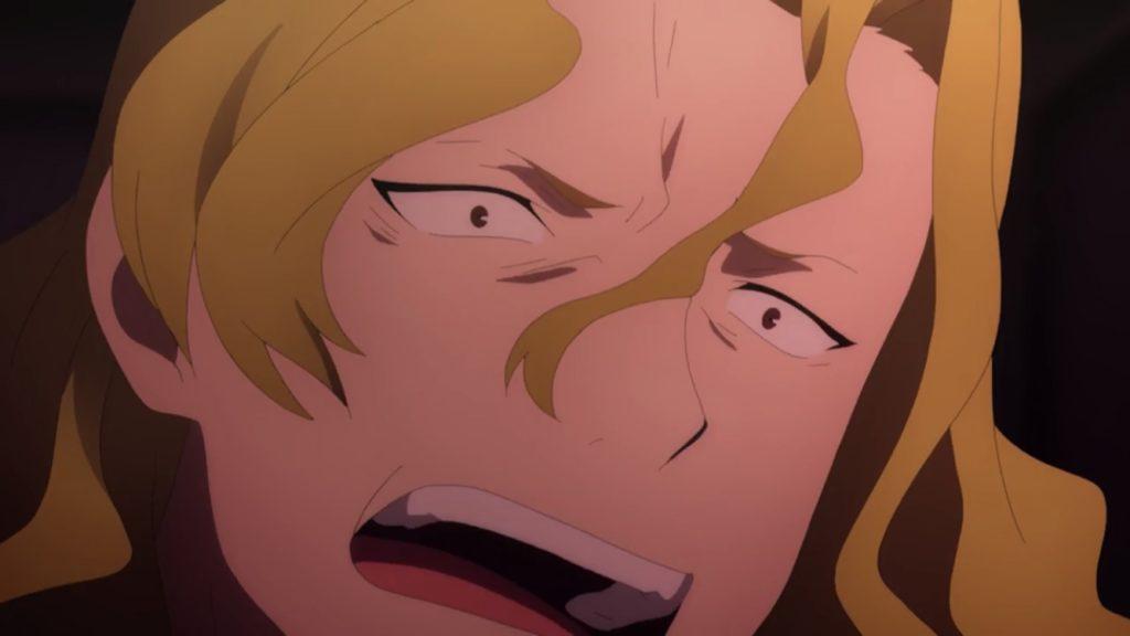 ライオス怒りの表情画像