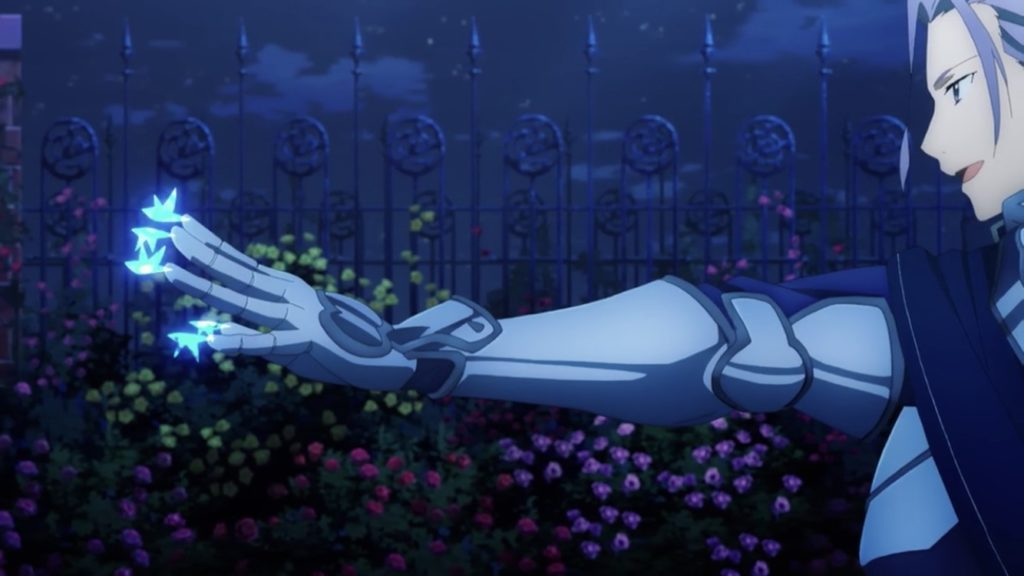 エルドリエの氷の神聖術発動画像