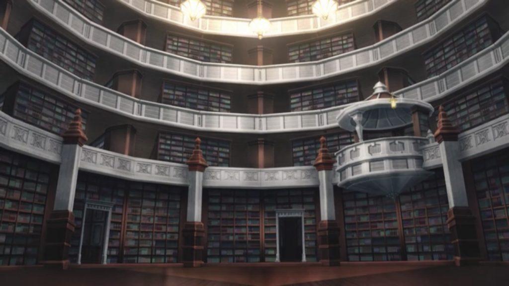 カーディナルの大図書室画像