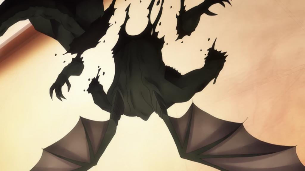 ミニオンの四肢がアリスに斬られる画像
